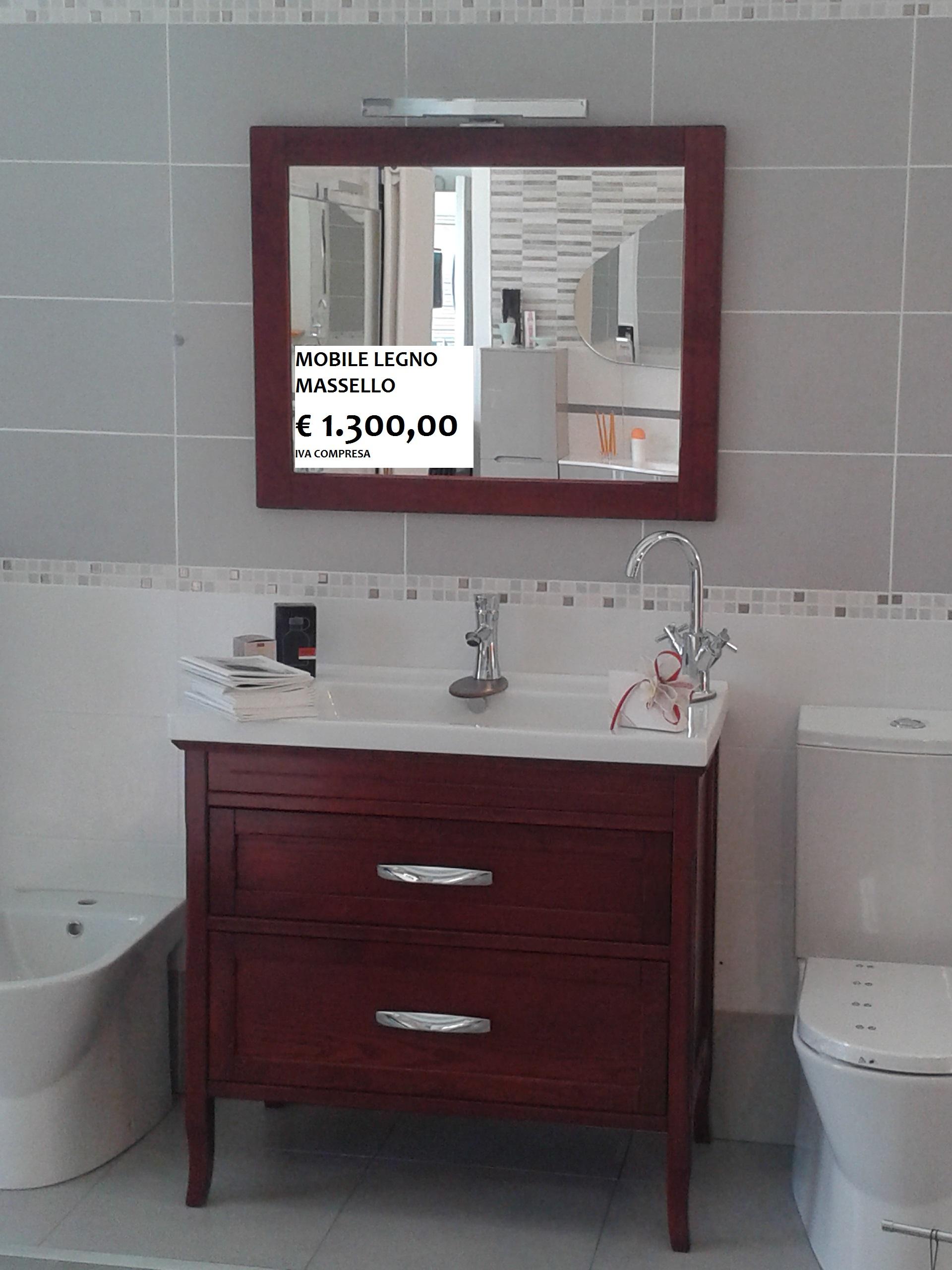 Promozioni arredo bagno rivestimenti Ferrara Copparo