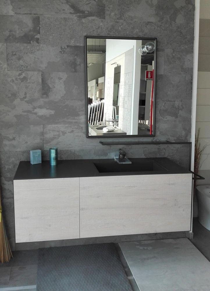 Un vintage attuale ceramiche bm - Ardeco specchi bagno ...