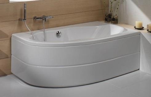 Vasca da bagno pannellata - Ceramiche BM